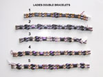 Ladies Double Bracelets
