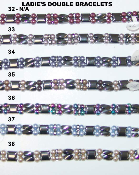 Ladies Double Bracelet