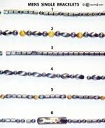 Mens Single Bracelets